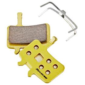 Reverse Avid Juicy 3/5/7/BB7 Brake Pads sintered yellow